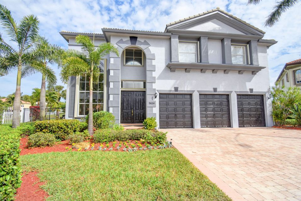 9654 Worswick Court  Wellington FL 33414