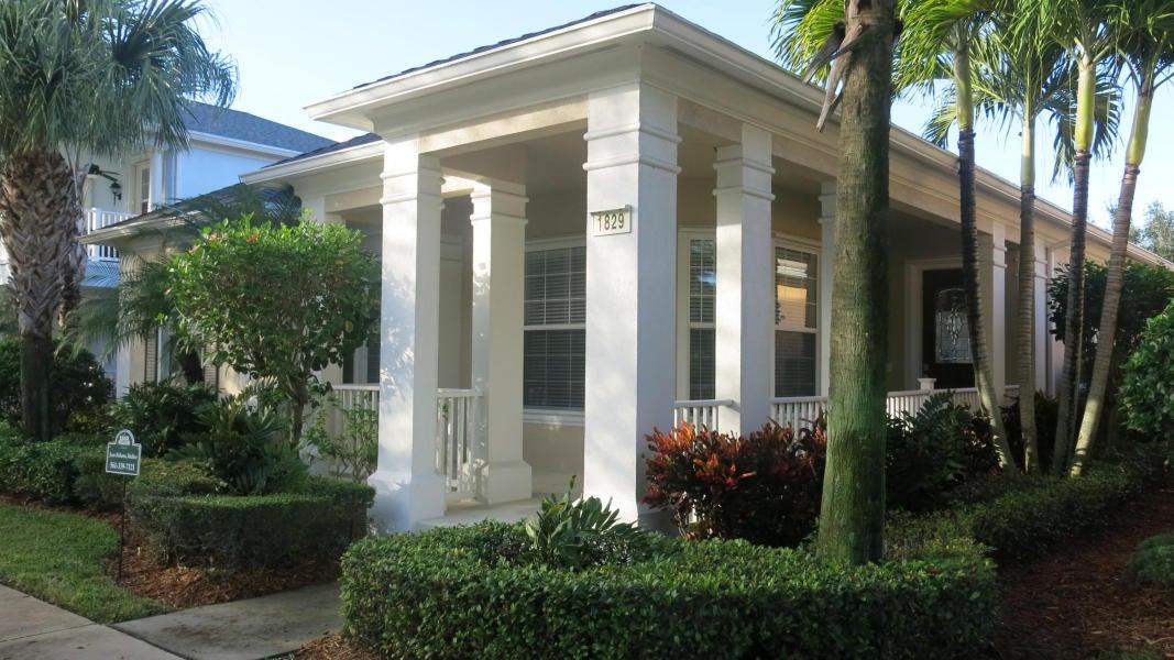 Single Family Home for Rent at 1829 Dakota Drive 1829 Dakota Drive Jupiter, Florida 33458 United States
