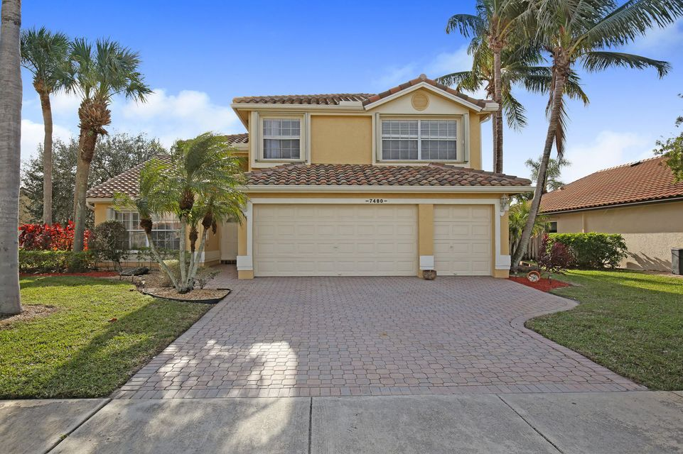 Home for sale in Belle Isle Lake Worth Florida