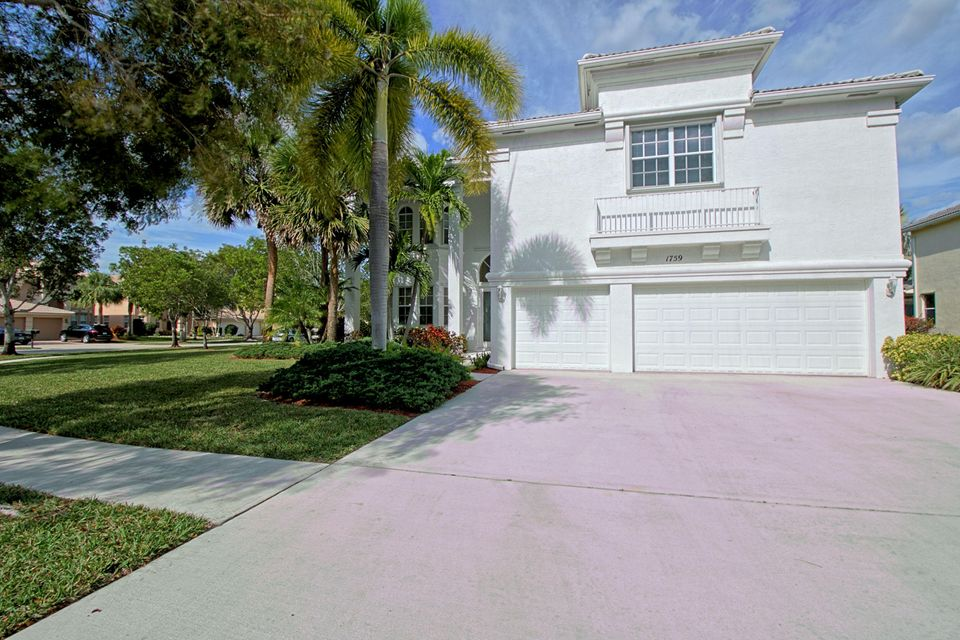 Home for sale in Madison Green Oakmont Royal Palm Beach Florida