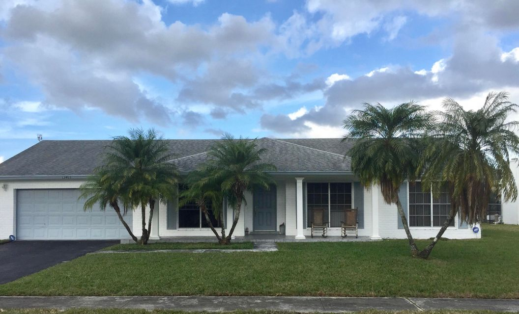 Single Family Home for Sale at 13403 NW 8th Court 13403 NW 8th Court Sunrise, Florida 33325 United States