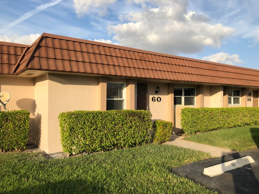 5725 Fernley Drive 60  West Palm Beach, FL 33415