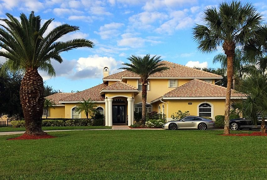 Home for sale in Wellington Aero Club Of The Landings Wellington Florida