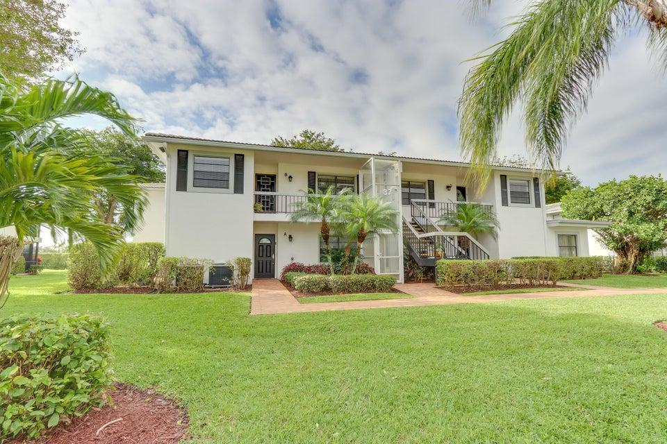 Condominium for Sale at 37 Stratford Lane # A 37 Stratford Lane # A Boynton Beach, Florida 33436 United States