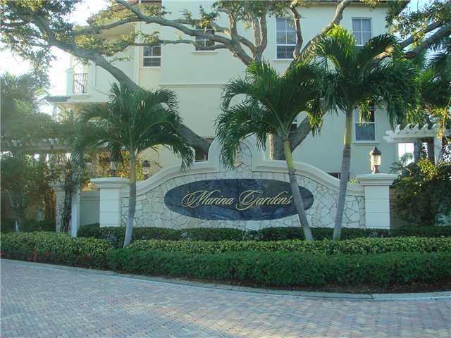 57 Marina Gardens Drive  Palm Beach Gardens FL 33410