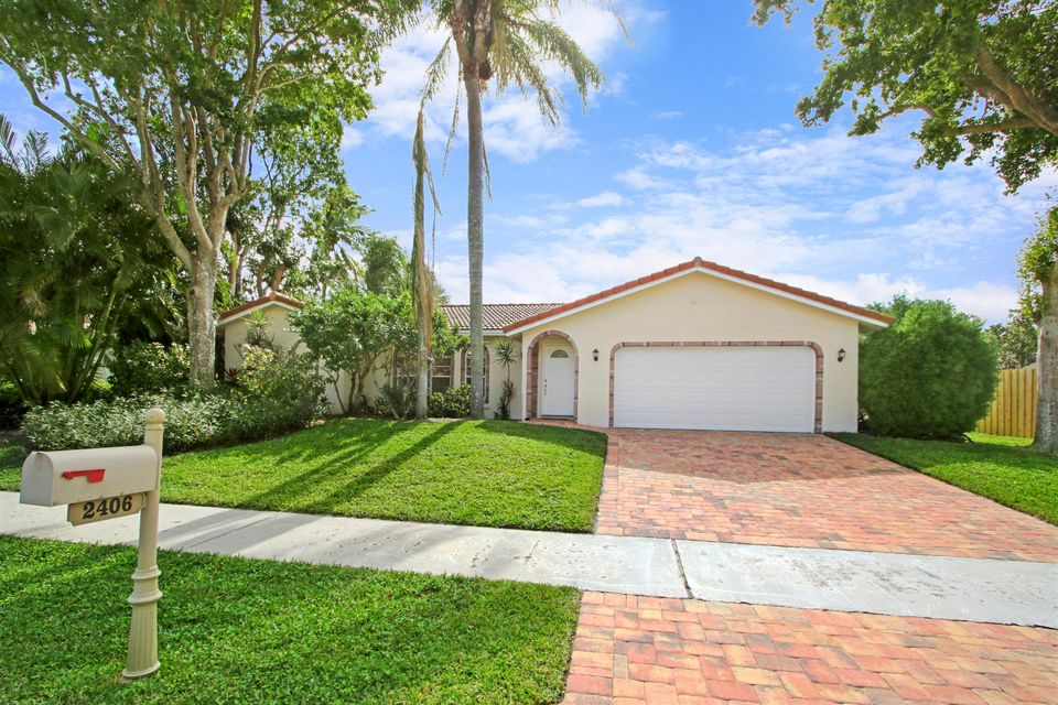 2406 NW 31st Street  Boca Raton FL 33431