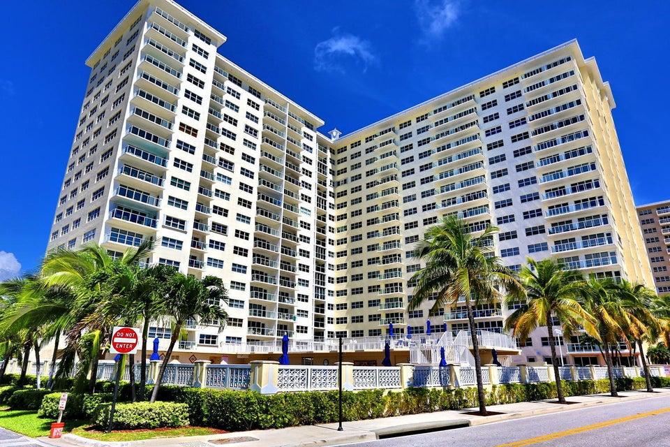 Home for sale in SEA MONARCH CONDO Pompano Beach Florida