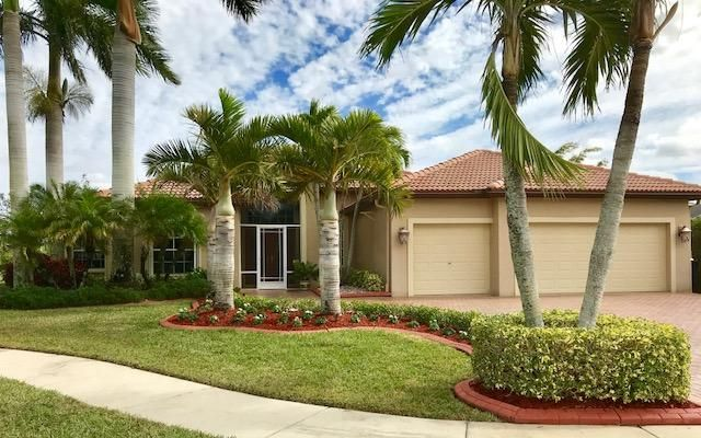 Home for sale in Center Homes Wellington Florida