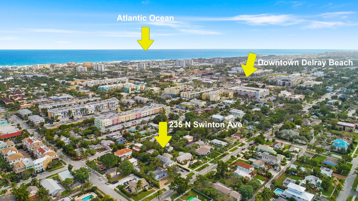 Commercial for Sale at 235 N Swinton Avenue 235 N Swinton Avenue Delray Beach, Florida 33444 United States