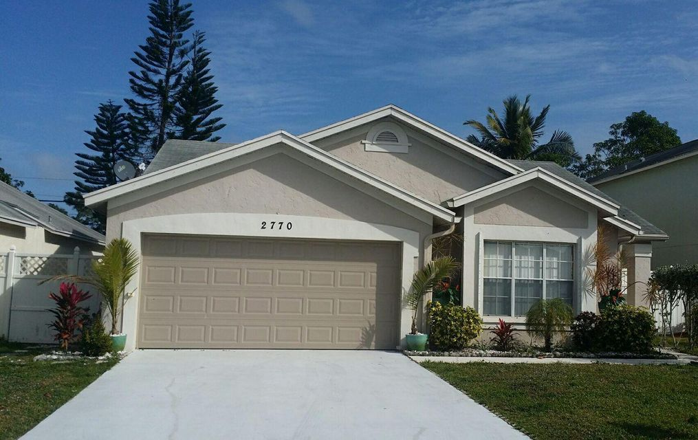 Home for sale in FOXHALL PH 1 West Palm Beach Florida