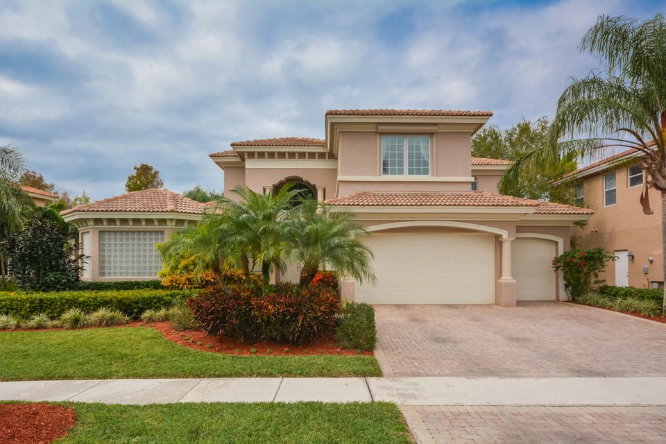 16241 Mira Vista Lane  Delray Beach FL 33446