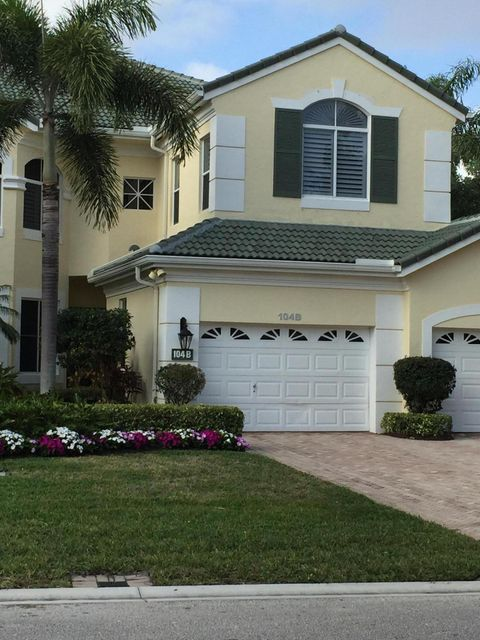 104-B Palm Point Circle  Palm Beach Gardens FL 33418