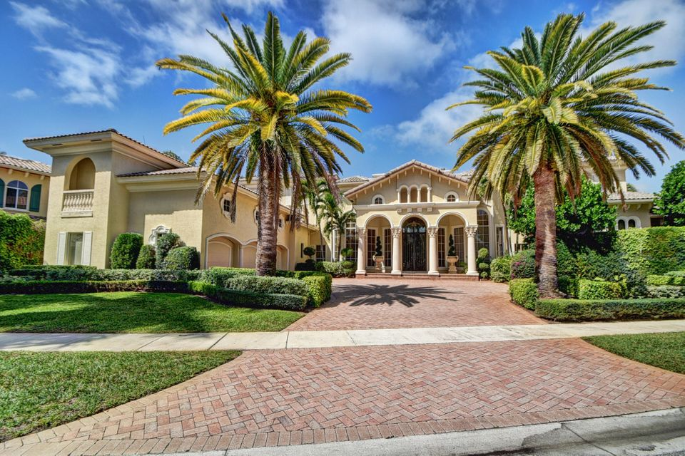 Single Family Home for Sale at 16451 Maddalena Place 16451 Maddalena Place Delray Beach, Florida 33446 United States