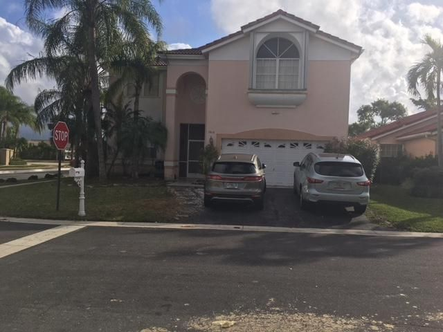 Single Family Home for Sale at 7616 NW 25th Street 7616 NW 25th Street Margate, Florida 33063 United States