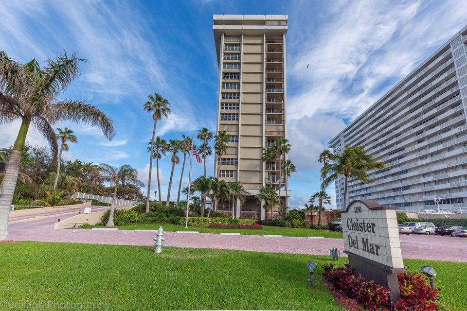 Condominium for Sale at 1180 S Ocean Boulevard # 6A 1180 S Ocean Boulevard # 6A Boca Raton, Florida 33432 United States