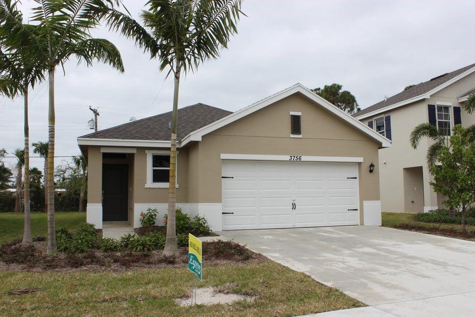 Casa para uma família para Venda às 3756 Whitney Park Lane 3756 Whitney Park Lane Greenacres, Florida 33463 Estados Unidos