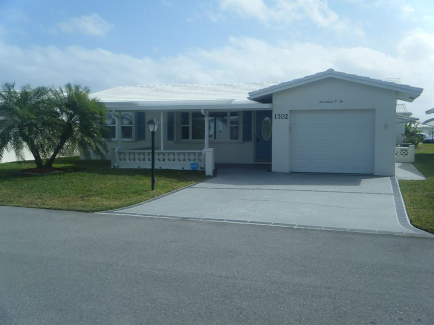 Single Family Home for Sale at 1702 SW 8th Avenue 1702 SW 8th Avenue Boynton Beach, Florida 33426 United States