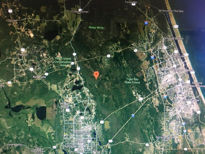 Single Family Home for Sale at 00 N Street Street 00 N Street Street Deland, Florida 32724 United States