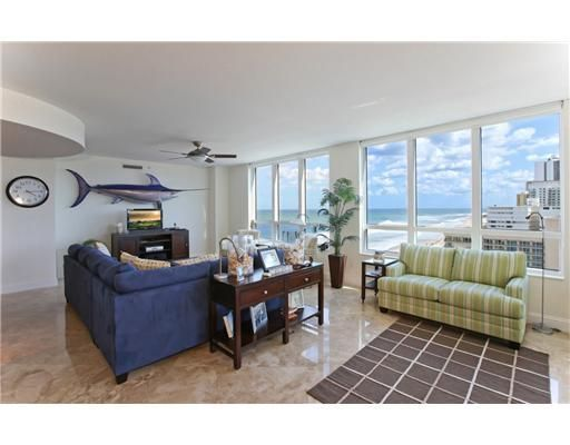 Condominium for Rent at 3800 N Ocean Drive # 1450 3800 N Ocean Drive # 1450 Singer Island, Florida 33404 United States
