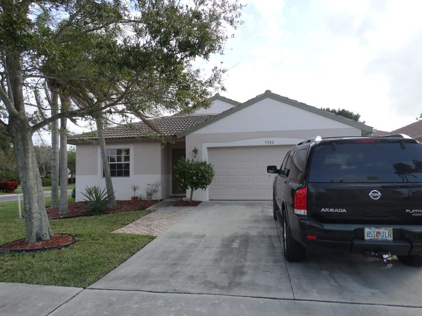 5382 Rivermill Lane  Lake Worth, FL 33463