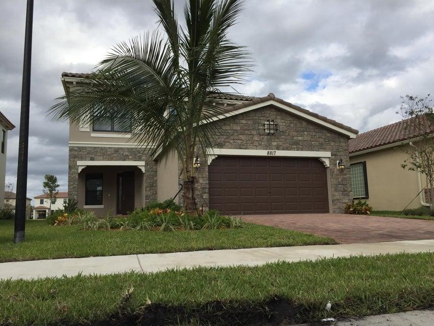 Single Family Home for Rent at 8817 Sandy Creek Way 8817 Sandy Creek Way Lake Worth, Florida 33467 United States