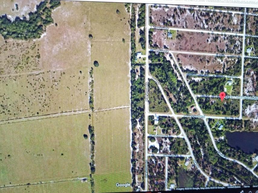 Single Family Home for Sale at 27131 Corinthian Drive 27131 Corinthian Drive Punta Gorda, Florida 33955 United States