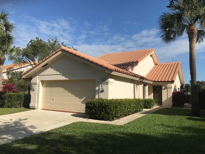 2633 Mohawk Circle  West Palm Beach, FL 33409