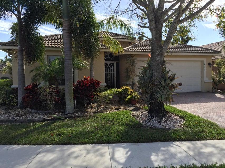 VENETIAN ISLES home 8199 Duomo Circle Boynton Beach FL 33472