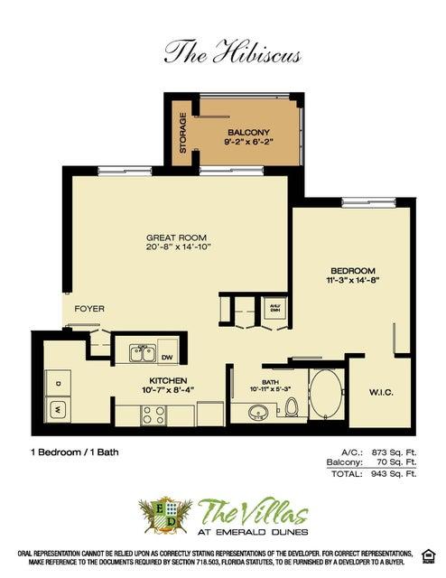 6530 Emerald Dunes Drive 306  West Palm Beach FL 33411