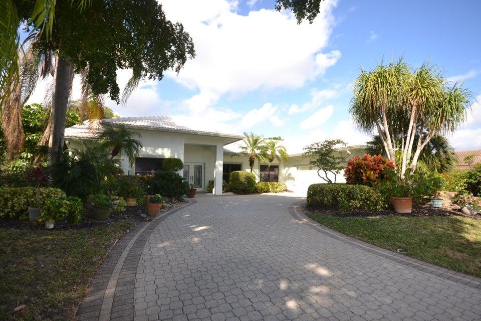 Single Family Home for Sale at 11433 Boca Woods Lane 11433 Boca Woods Lane Boca Raton, Florida 33428 United States