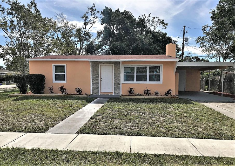 Home for sale in GOLFVIEW HEIGHTS 6 West Palm Beach Florida
