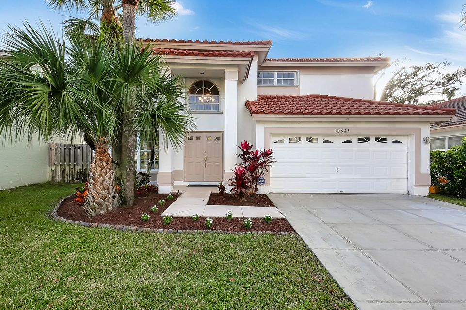 10643 Buttonwood Lake Drive  Boca Raton FL 33498