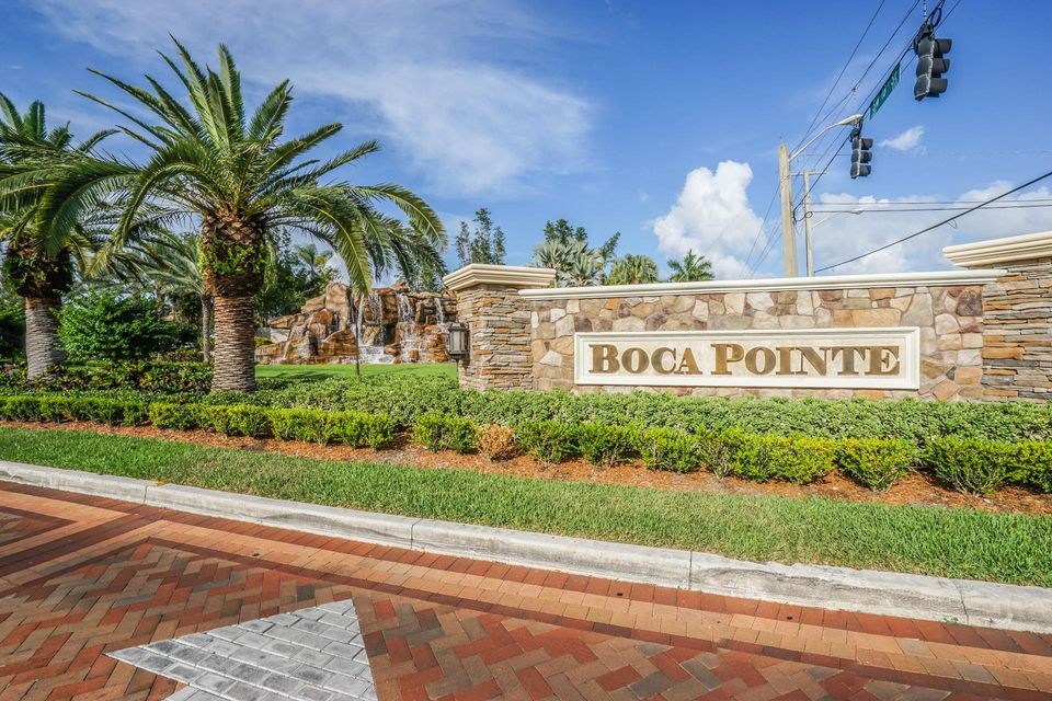 BOCA POINTE HOMES