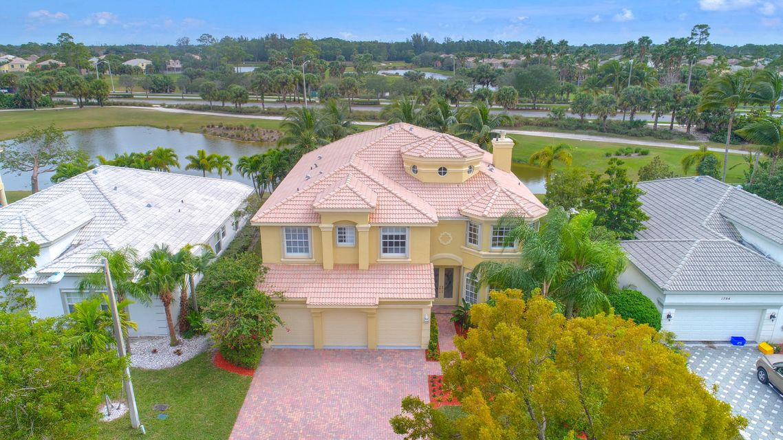 Single Family Home for Sale at 1706 Annandale Circle 1706 Annandale Circle Royal Palm Beach, Florida 33411 United States