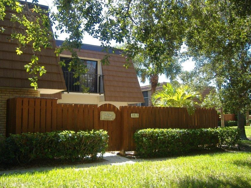 Townhouse for Rent at 3017 30th Court 3017 30th Court Jupiter, Florida 33477 United States