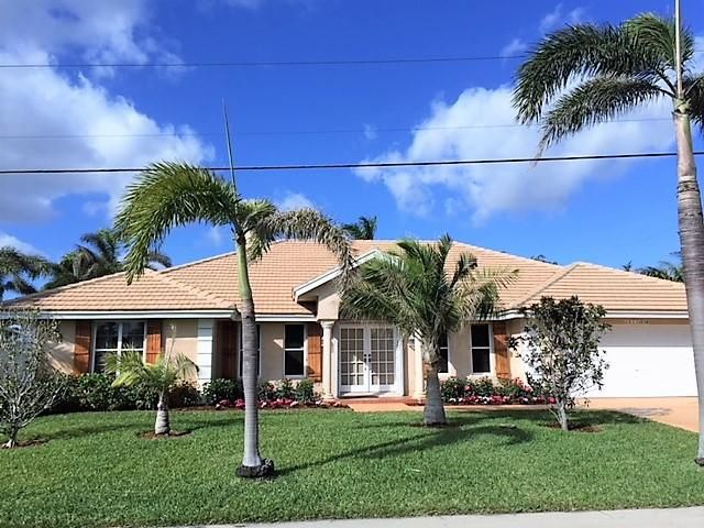 Single Family Home for Sale at 201 Cascade Lane 201 Cascade Lane Palm Beach Shores, Florida 33404 United States
