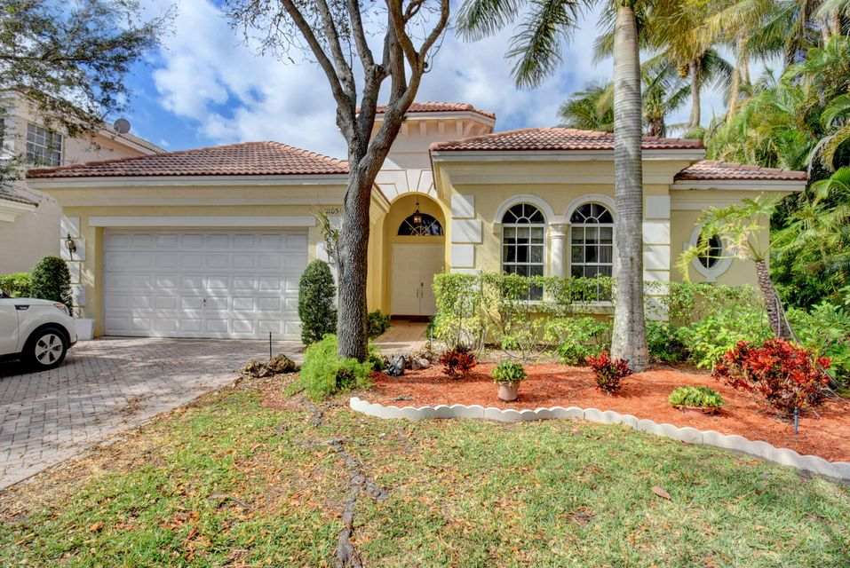 21051 Bella Vista Circle  Boca Raton FL 33428