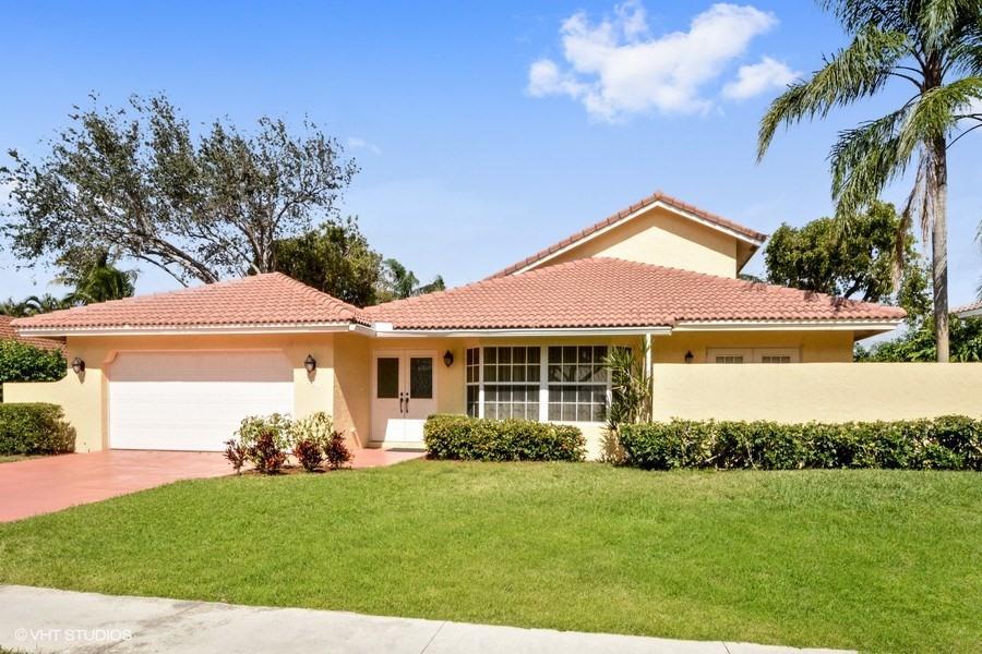 Home for sale in CAMINO LAKES Boca Raton Florida