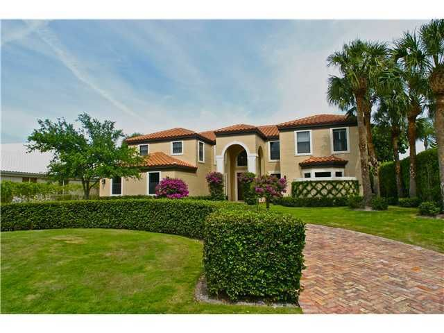 Single Family Home for Rent at 2353 Golf Brook Drive 2353 Golf Brook Drive Wellington, Florida 33414 United States