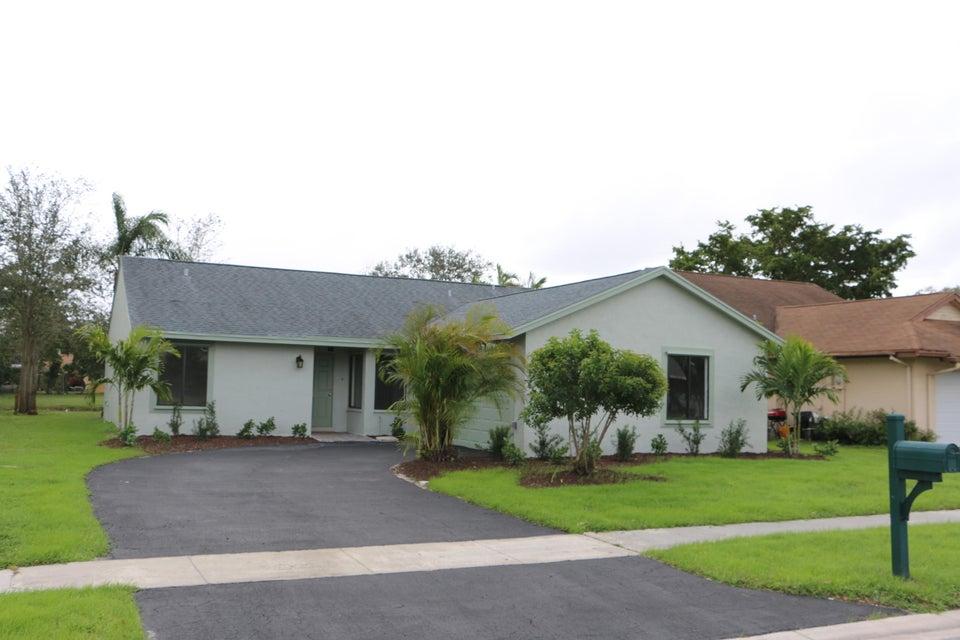 7786 Blackwood Lane  Lake Worth, FL 33467
