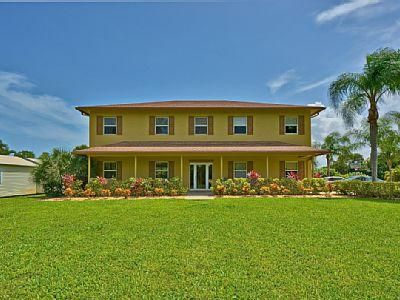 Delray Beach City Limits, Quiet Hidden Paradise On Private And Gated 1.5 Acres W/ Room To Build More 4001 Brandon Drive