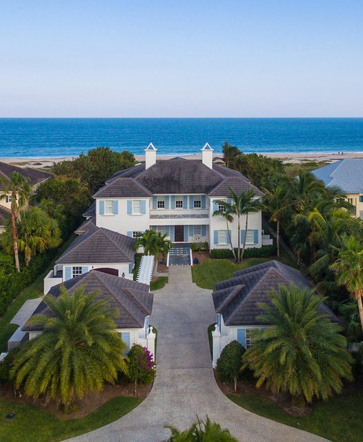Single Family Home for Sale at 1804 Ocean Drive 1804 Ocean Drive Vero Beach, Florida 32963 United States