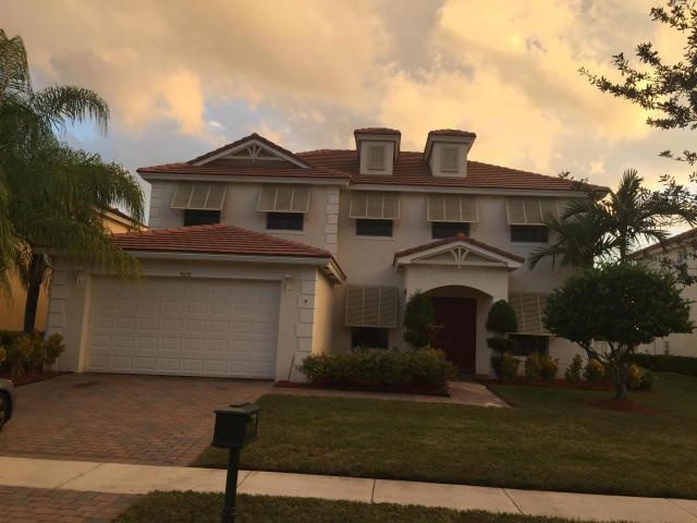 Single Family Home for Rent at 9238 Plantation Estates Drive 9238 Plantation Estates Drive Royal Palm Beach, Florida 33411 United States