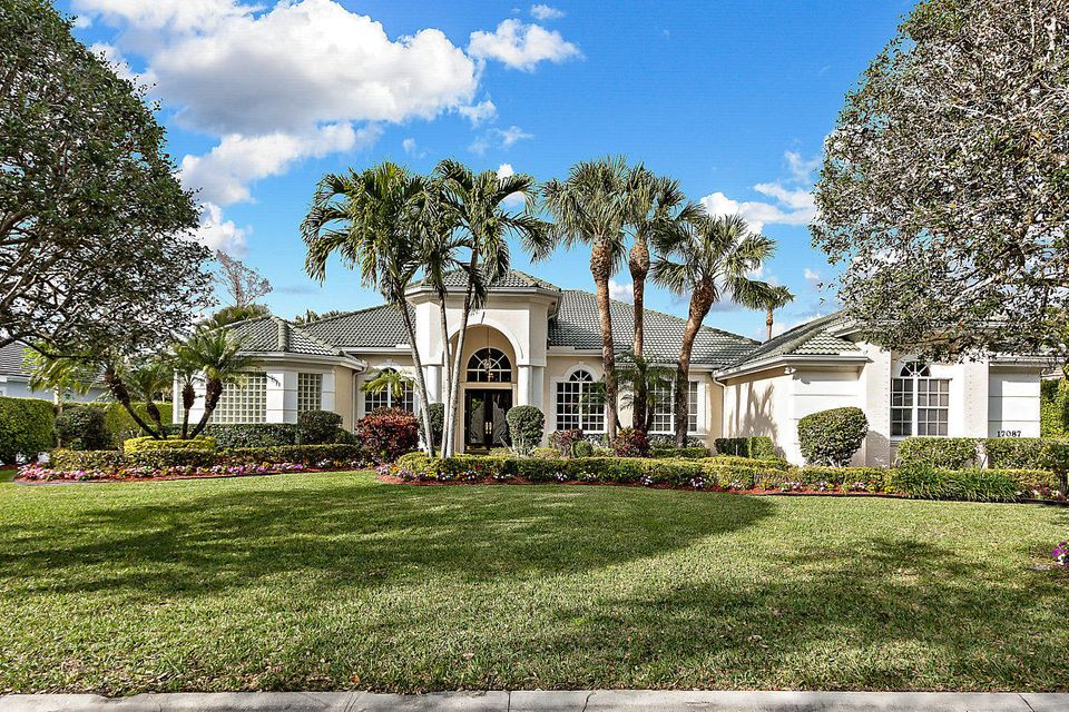 Home for sale in Binks Estates Wellington Florida
