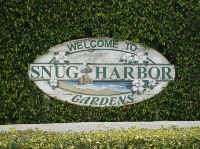 600 Snug Harbor Drive Boynton Beach 33435 - photo