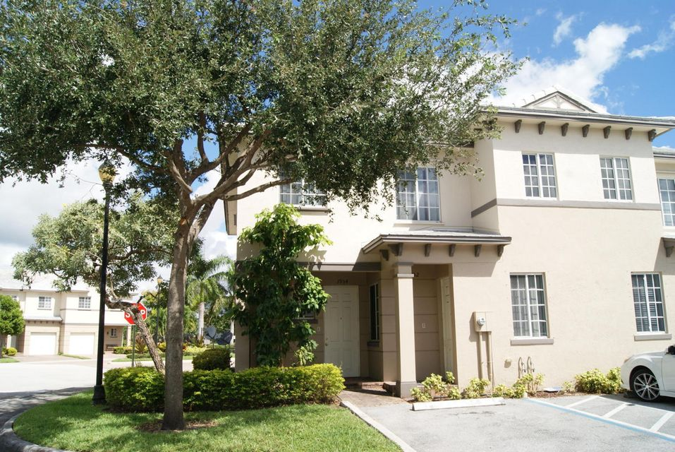 Townhouse for Rent at 1954 Marsh Harbor Drive 1954 Marsh Harbor Drive West Palm Beach, Florida 33404 United States