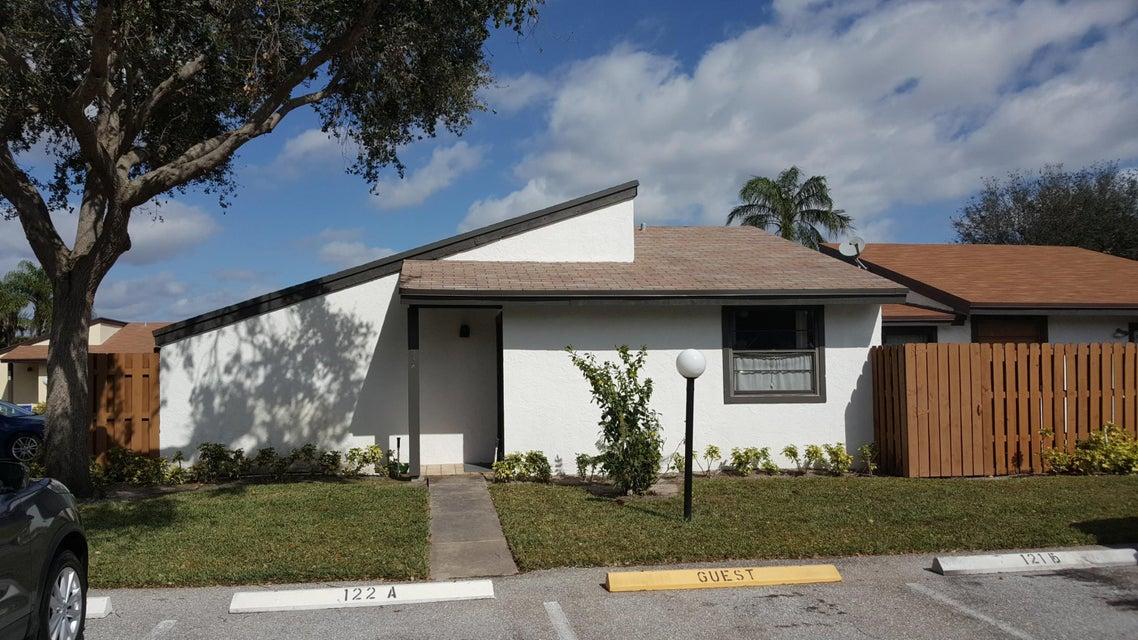 4953 Alder Drive A  West Palm Beach, FL 33417