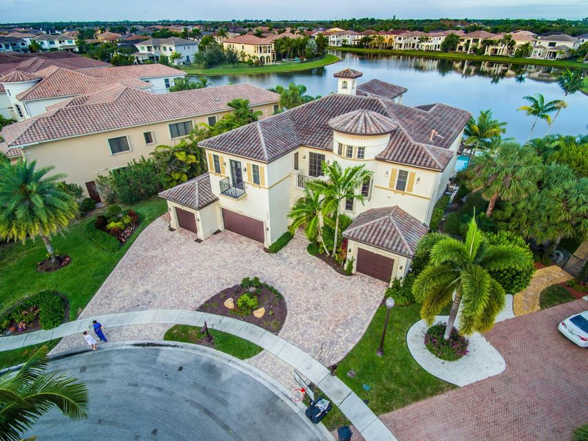 Single Family Home for Sale at 17934 Monte Vista Drive 17934 Monte Vista Drive Boca Raton, Florida 33496 United States