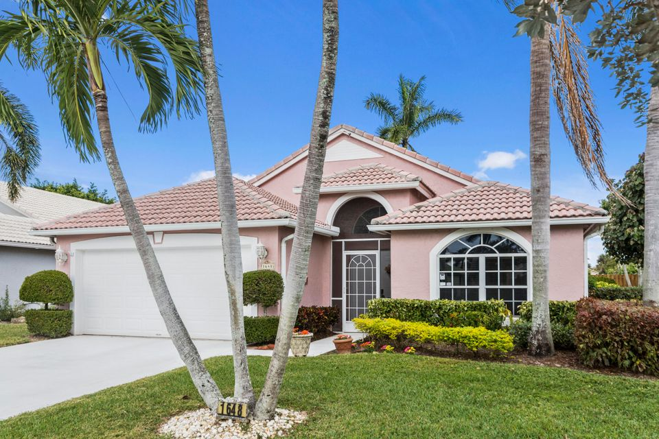Home for sale in WELLINGTONS EDGE PAR 76 PH 2B Wellington Florida
