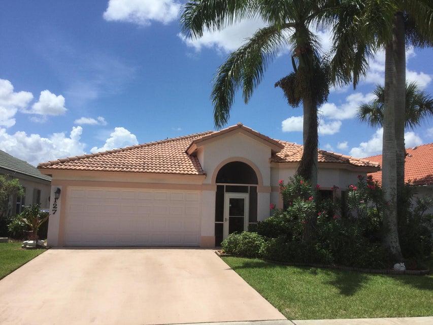 127 Derby Lane  Royal Palm Beach FL 33411